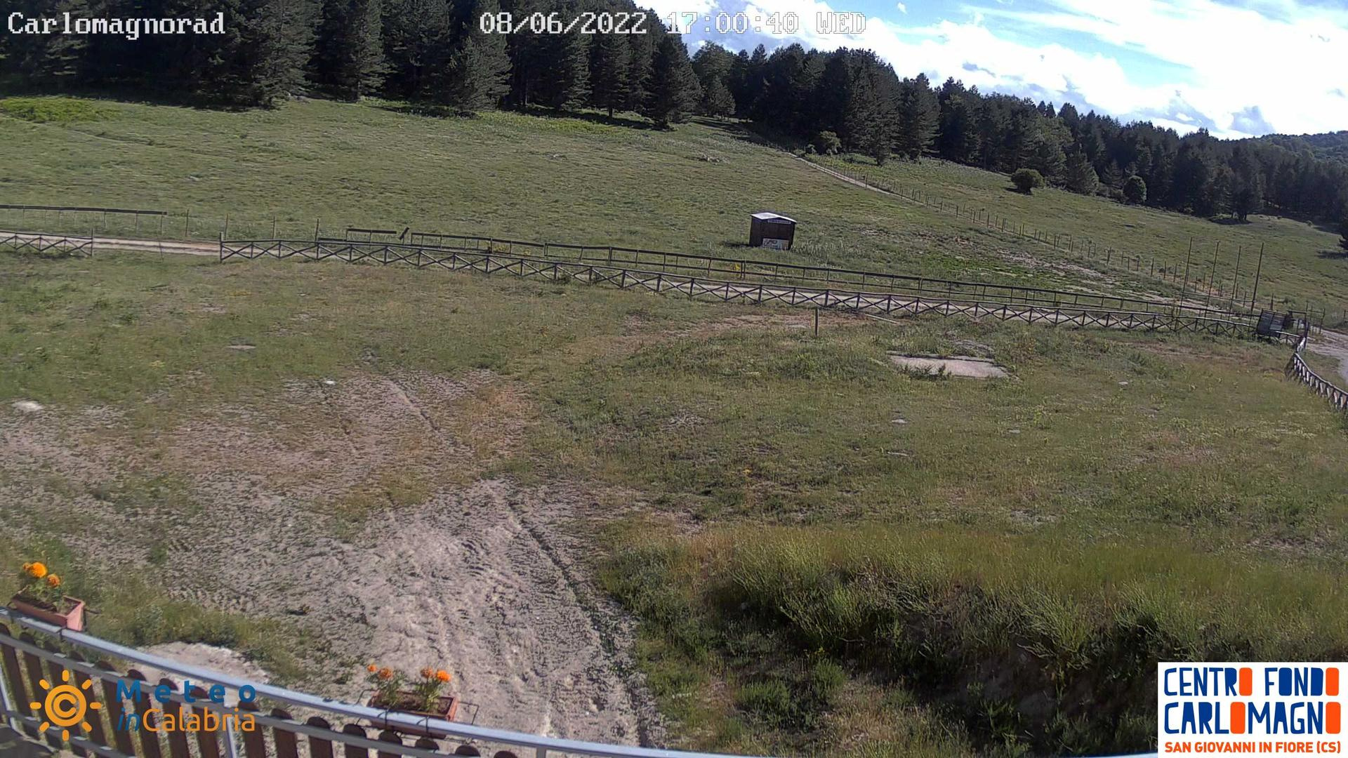 Webcam di Carlomagno