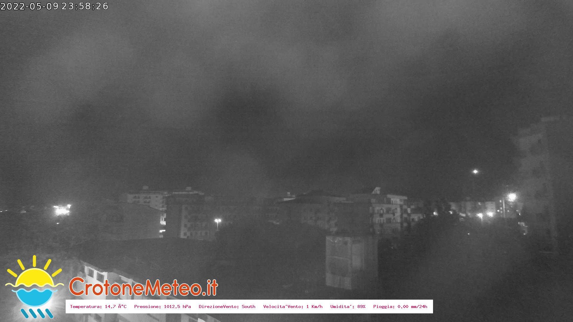 Webcam di Crotone