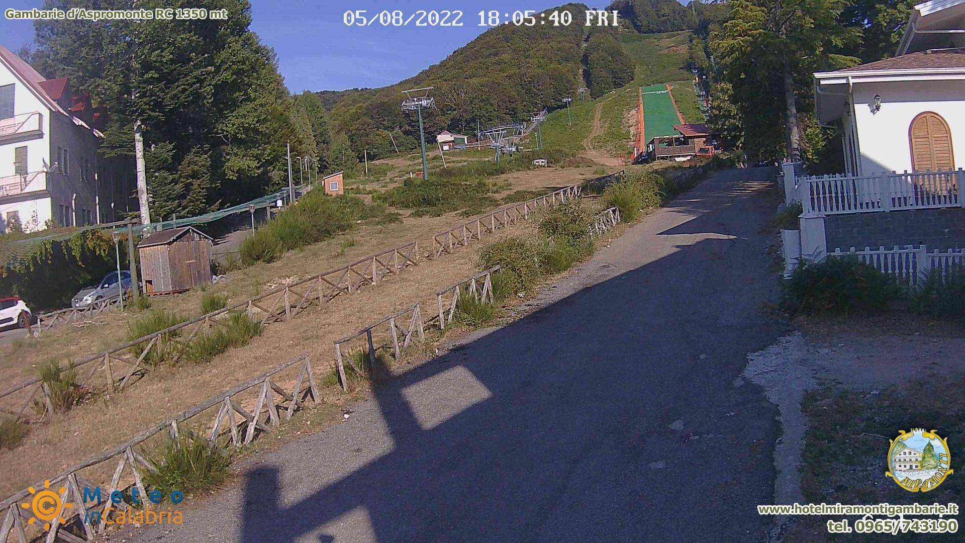 Webcam Gambarie Aspromonte