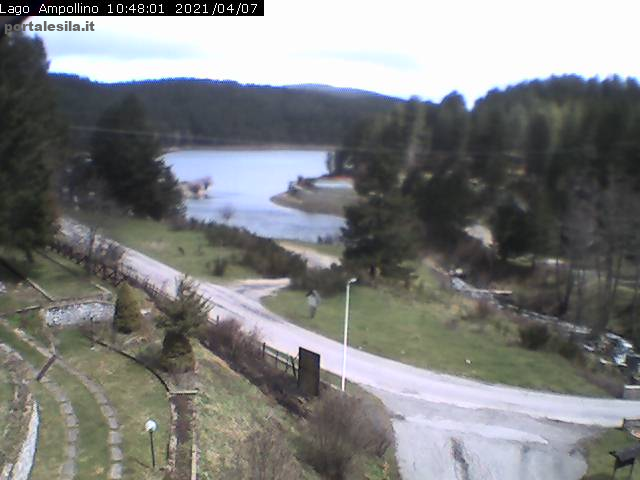 Webcam Lago Ampollino