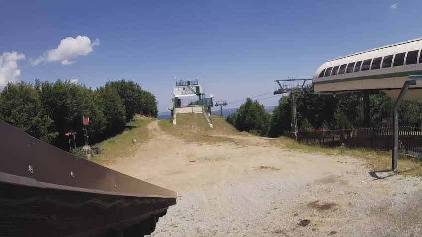 Webcam Monte Curcio