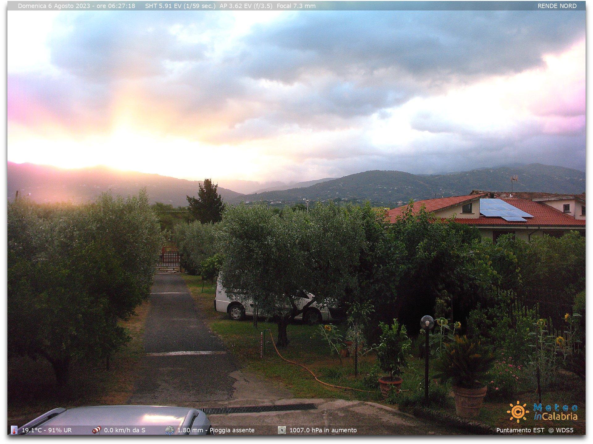 Webcam di Rende