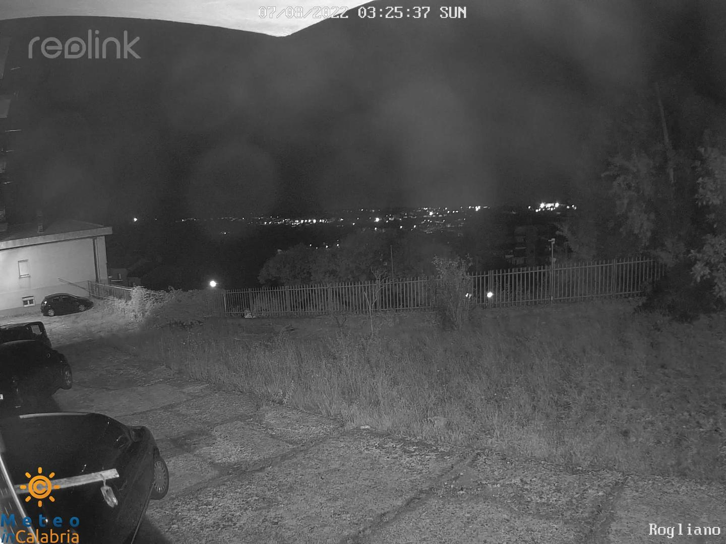 Webcam di Rogliano