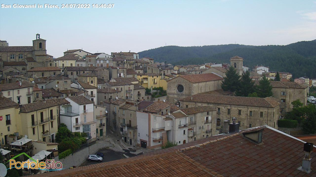 Webcam di San Giovanni in Fiore