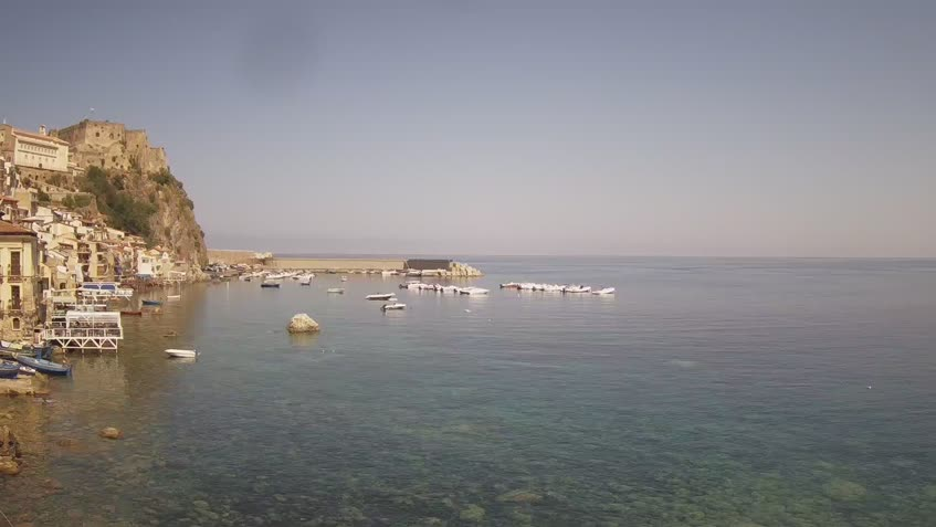Webcam di Scilla