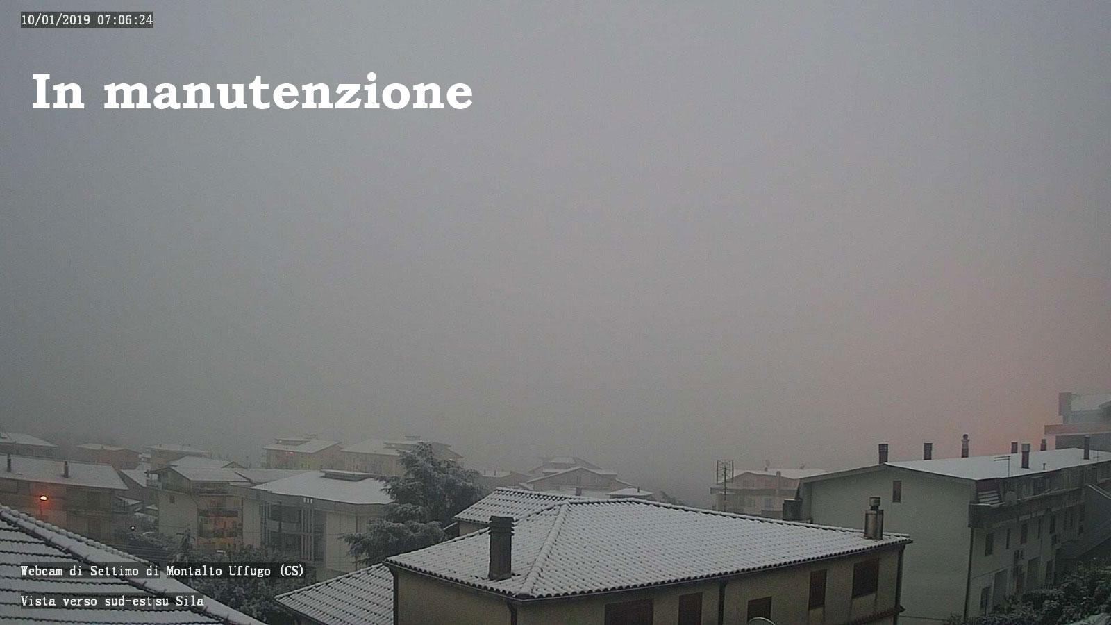 Webcam di Settimo di Montalto Uffugo