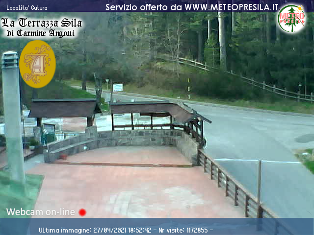 Webcam di Taverna - Villaggio Cultura