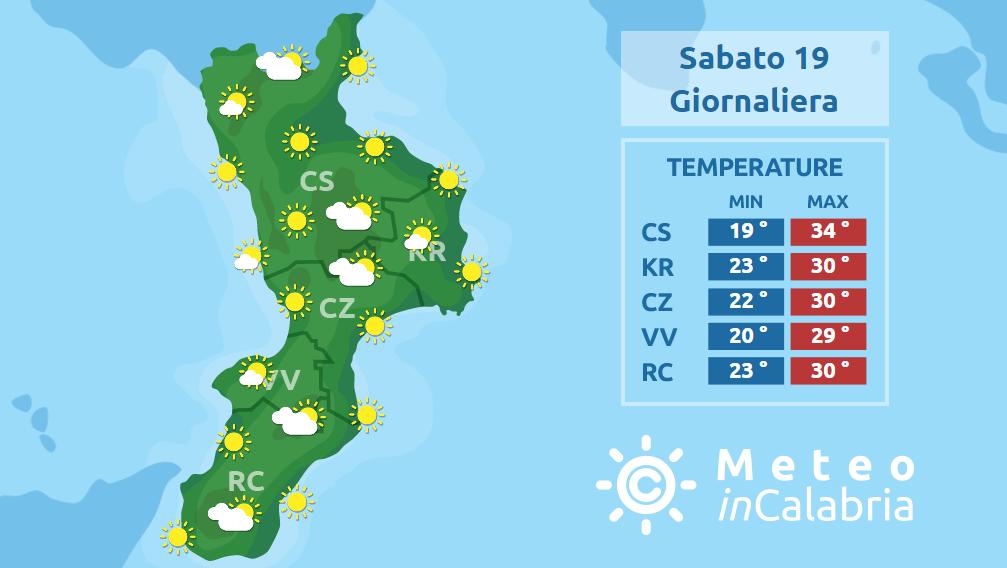 Week end estivo in Calabria