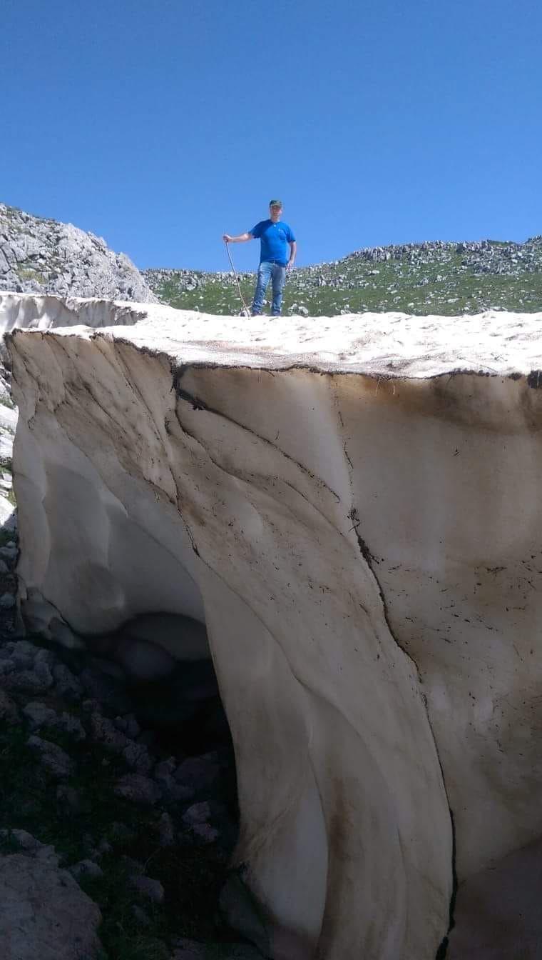 Nevaio del Pollino