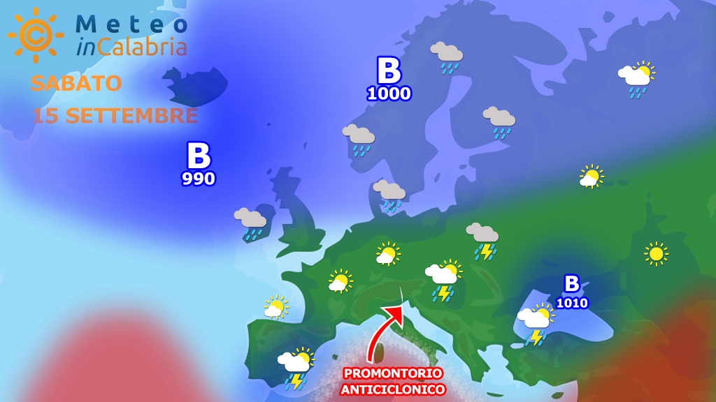 Meteo weekend: tempo in miglioramento