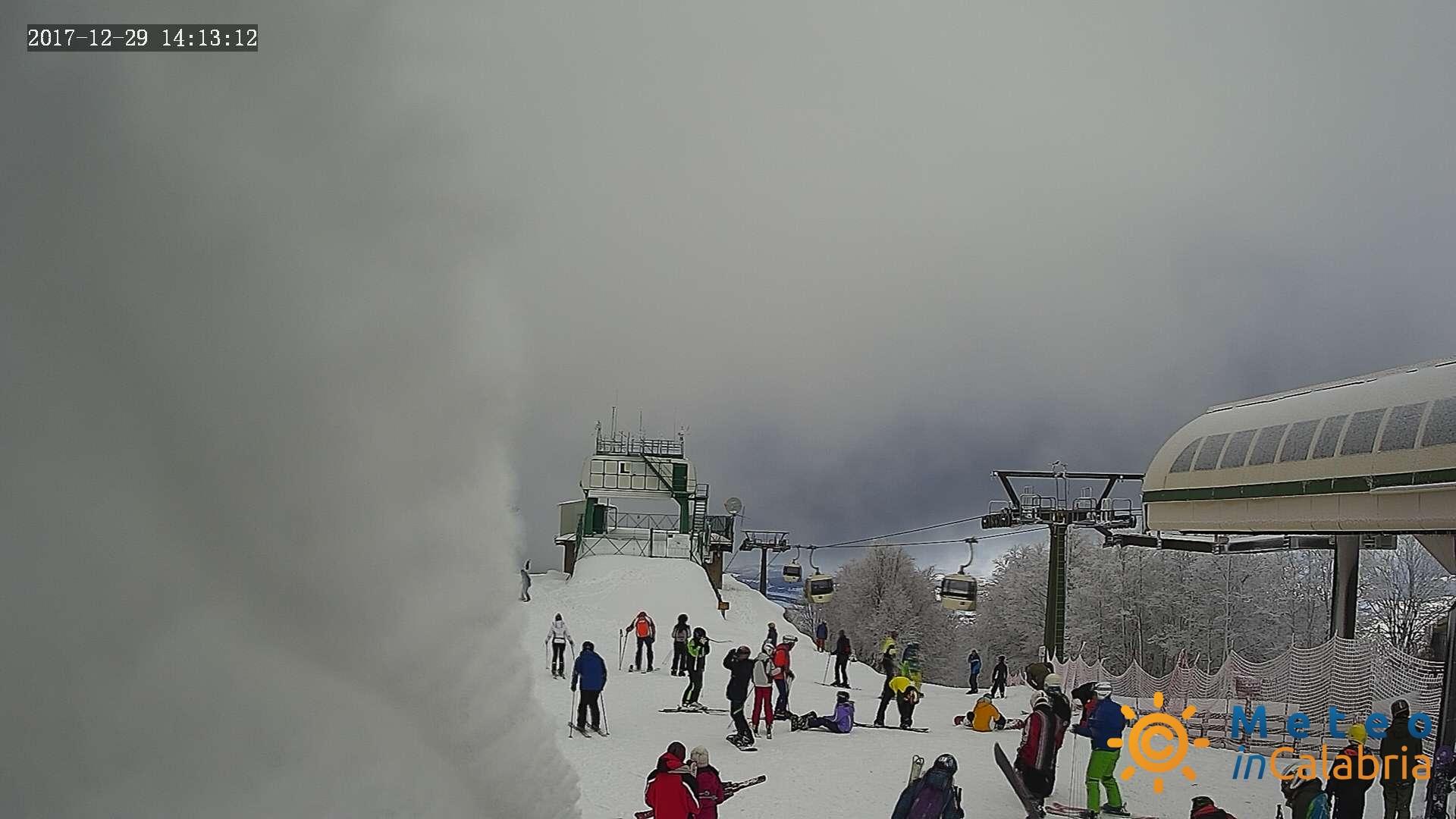 Ancora instabilità localizzata con neve