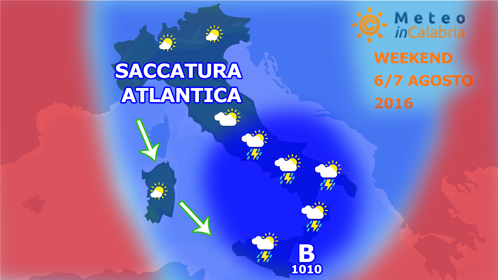 Il weekend in Calabria