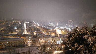 L'inaspettata nevicata su Cosenza del 28 gennaio 2015