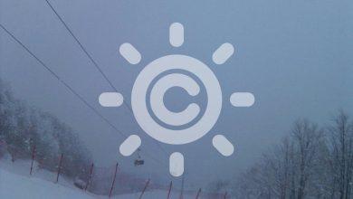 Forte maltempo nel weekend, nevicate copiose sui monti
