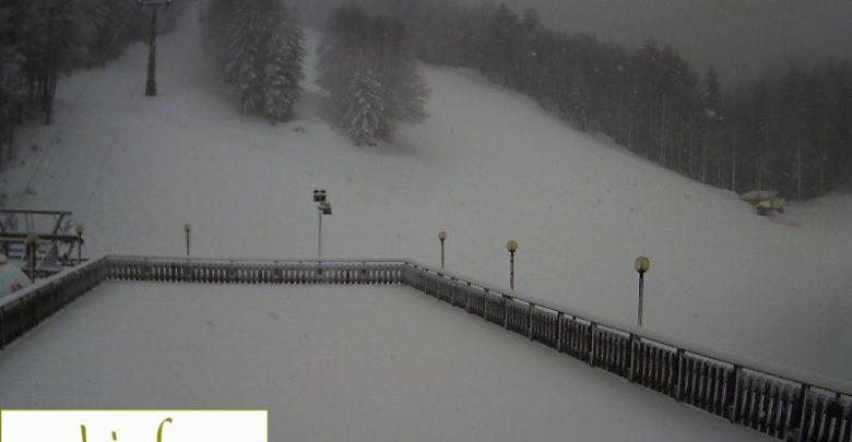 Le nevicate della notte. Le foto delle nostre webcam!!