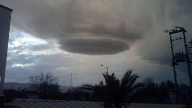 Cosa sono le nubi lenticolari?