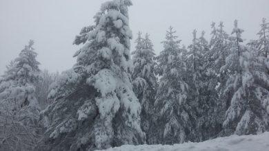 Fugace peggioramento accompagnato da aria fredda; ancora neve sui monti