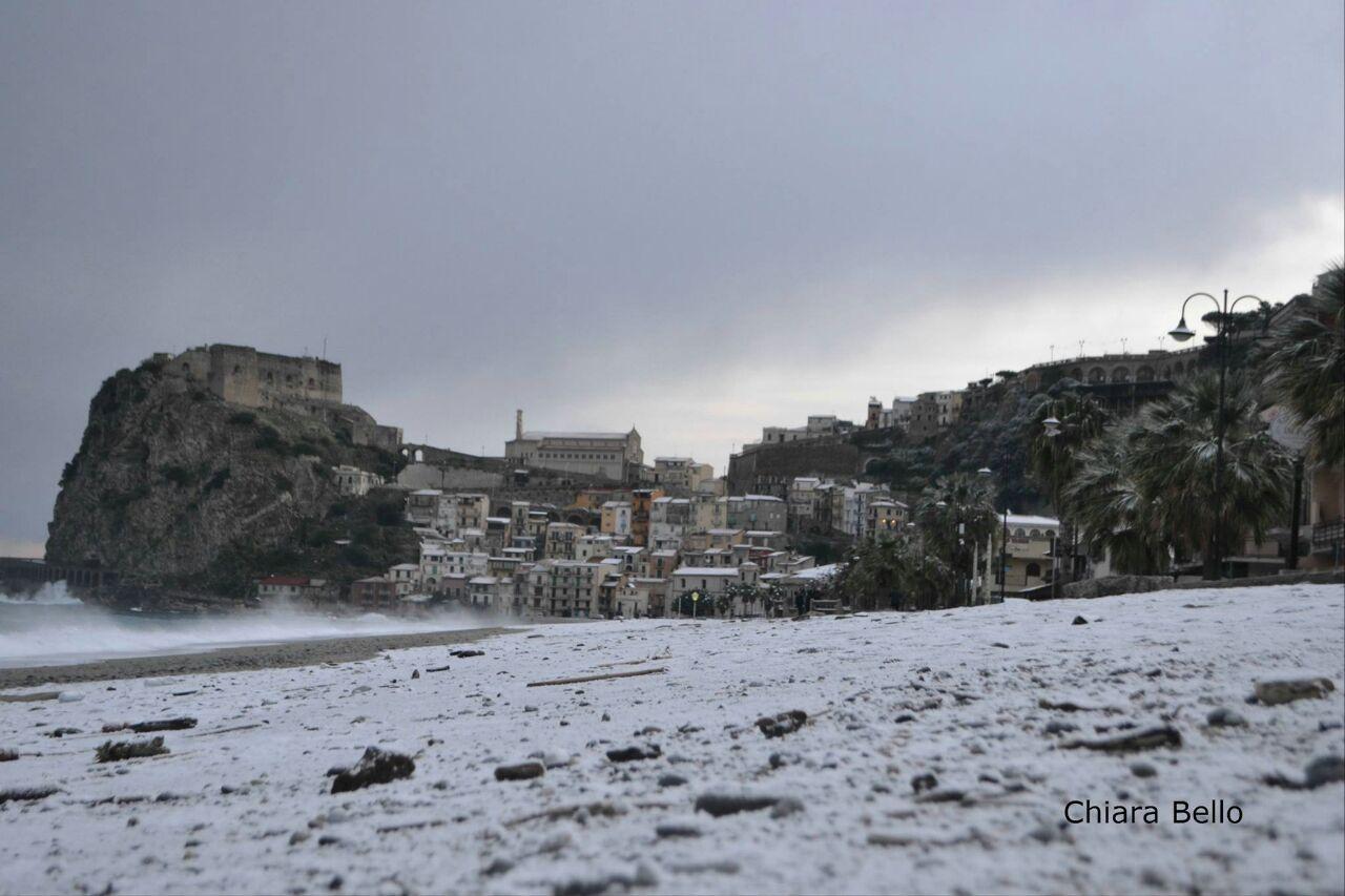 Il racconto dell'inverno 2015: foto e analisi delle anomalie in Calabria ed Europa