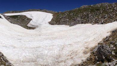 Il nevaio del Pollino, ovvero la neve d'estate in Calabria