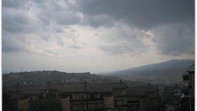 Forte temporale nelle zone a sud di Cosenza città!!!