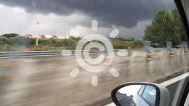 I temporali in atto oggi mercoledì 5 agosto