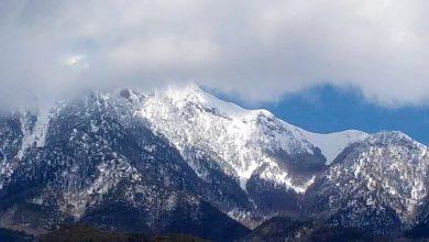 Temperature crollate: 0°C sulle vette con i primi fiocchi di neve!