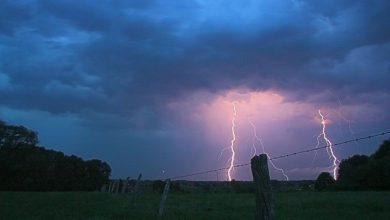 Nella notte peggioramento con piogge intense