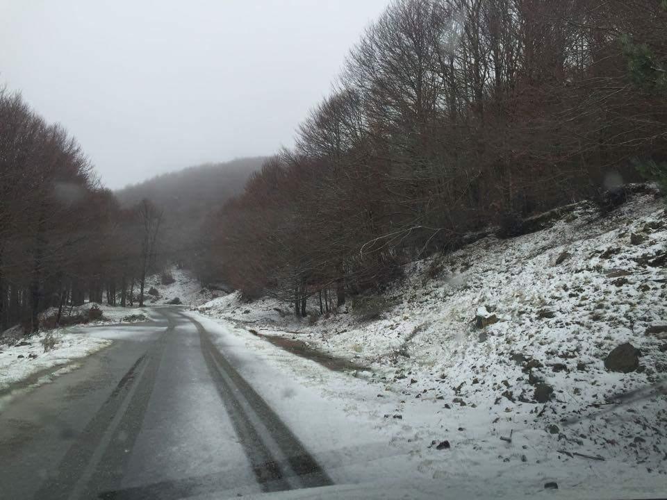 Vette sottozero! Neve e temperature crollate
