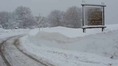 Aggiornamento: da domani maltempo su aree alto-tirreniche e ritorno della neve!!!