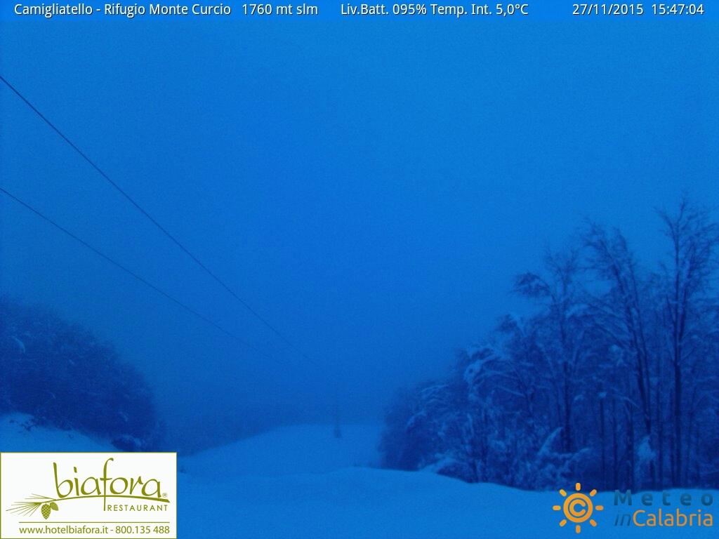 Ancora instabilità, freddo, piogge e qualche fiocco di neve in montagna