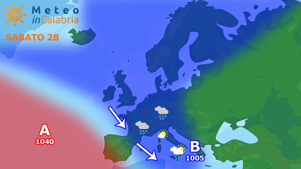 Ancora instabilità, piogge, neve e freddo!!