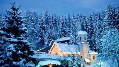 Il meteo di Natale: neve o super anticiclone?