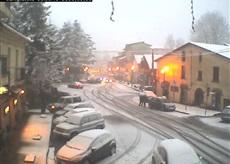 LIVE: Colonnina di mercurio giù, quota neve in calo!