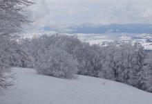 Freddo e neve nel fine settimana