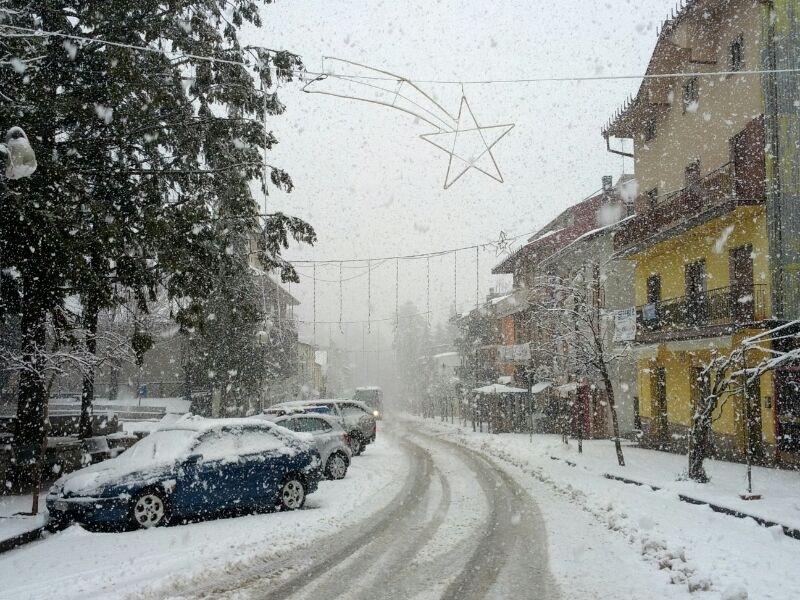 Da domani pausa gelida. Martedì nuovo peggioramento, con possibili sorprese nevose!!