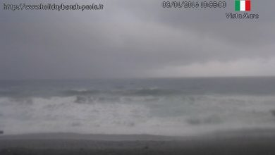 Sotto il tiro di correnti Atlantiche: maltempo diffuso!