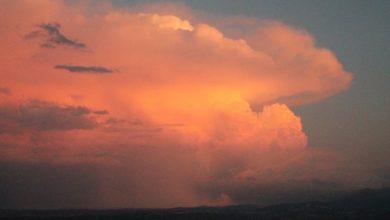 Inizia la stagione dei temporali pomeridiani sui monti!