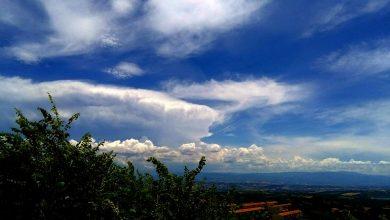 La Calabria alle prese con temporali e tantissimi fulmini! Come evolverà?