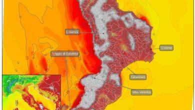 Dove e quanto colpirà il caldo estremo di giovedì 16 giugno...