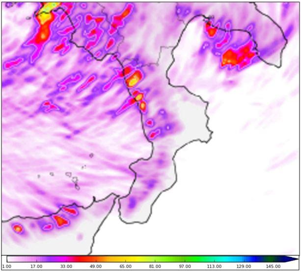 Dove pioverà VENERDÌ 15 luglio?