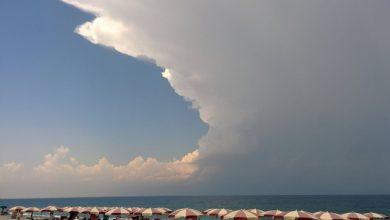 Le piogge di sabato 6 agosto: dove potrebbero colpire?