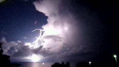 Piogge abbondanti sul Crotonese e ioniche cosentine: superati gli 80 mm!