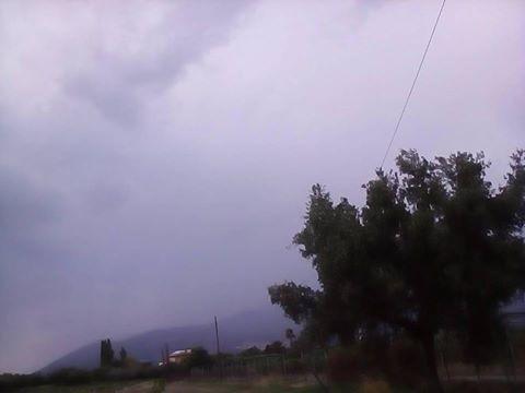 E' l'ora dei temporali pomeridiani...