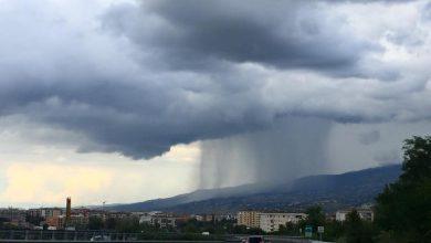 rovescio pioggia