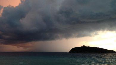 Venerdì con piogge sparse: vediamo dove nel dettaglio