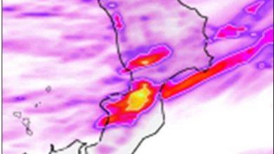 Le piogge di martedì 11 ottobre in Calabria: dove potrebbero colpire...