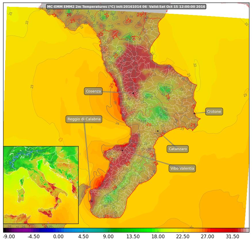 Ultime 24 ore di caldo per sabato: già dalla serata si rinfresca...