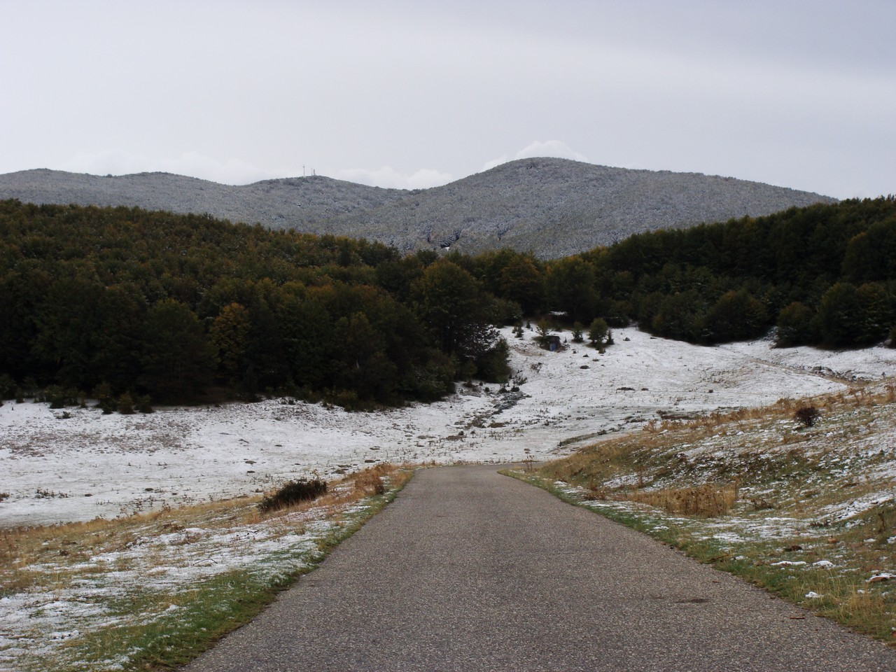 Peggioramento imminente con nuove piogge e nevicate sui monti!