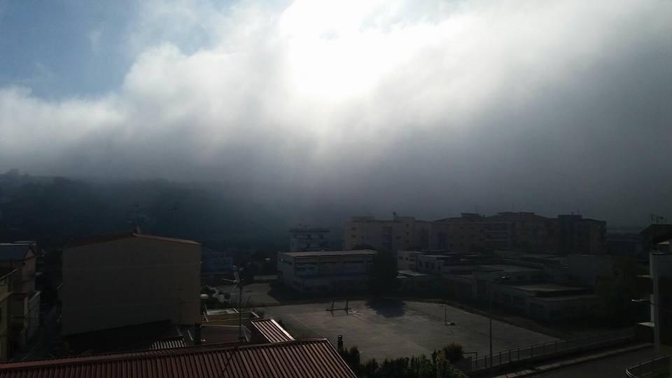 meteo mercoledì e giovedì: situazione bloccata, sempre instabile su IONICHE...