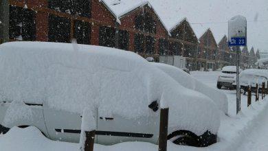 Le due facce dello Scirocco: 20 gradi in Calabria, 1 metro di neve sulle Alpi